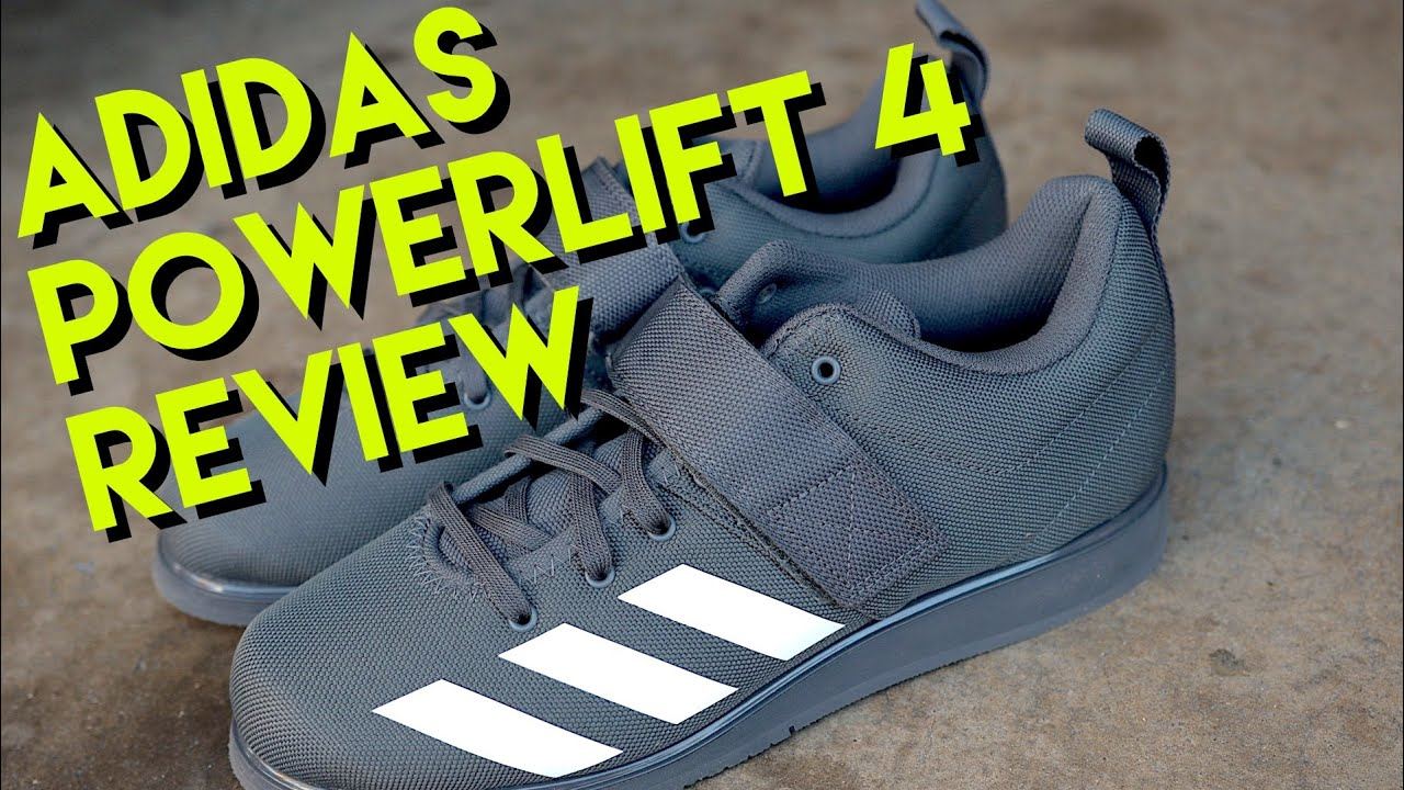 Empírico adyacente rango  Adidas Powerlift 4 Review |As Many Reviews As Possible