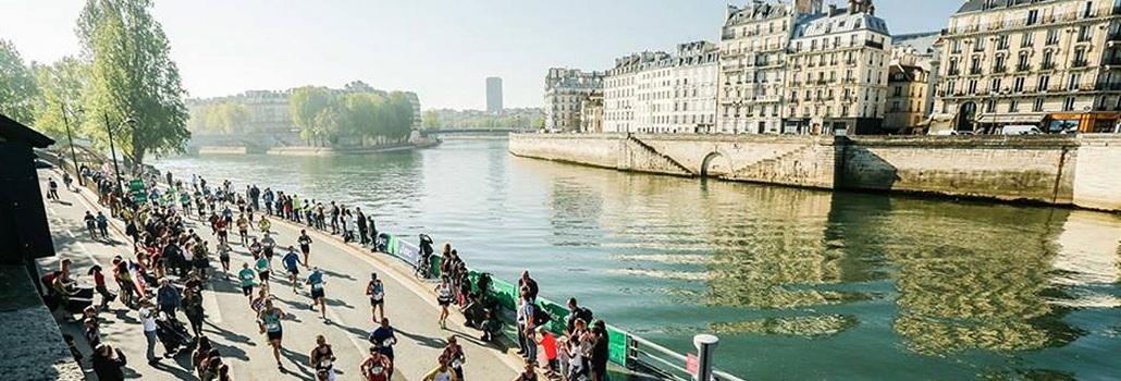Maratonas de Primavera nas Capitais da Europa (Março à Junho)