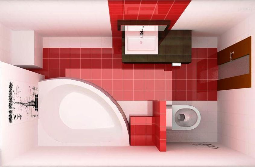дизайн ванной комнаты онлайн 5