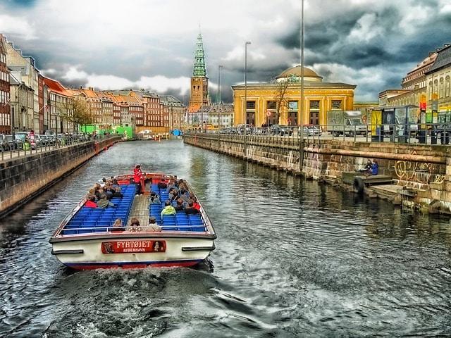 Visitar Copenhague