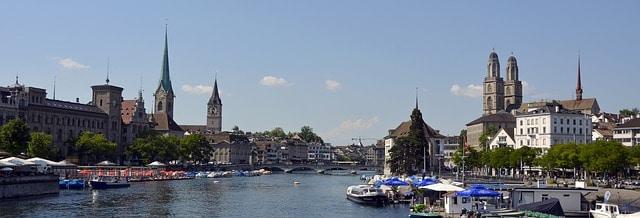 Visitar Zurich - Vistas