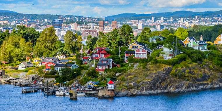 Que ver en Oslo vistas