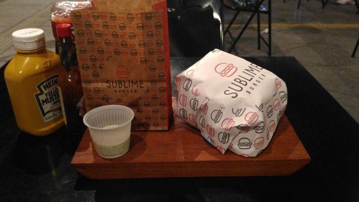 Sublime Burger é a hamburgueria que faz jus ao nome
