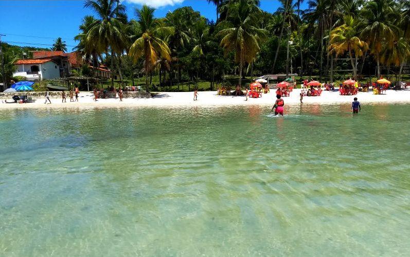 81c6676ba161 Praia das Neves: como chegar ao Caribe soteropolitano da Ilha de Maré - As  Melhores Coisas de Salvador
