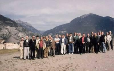 1995 DANS LES ALPES FRANÇAISES