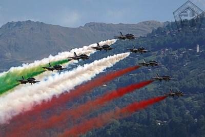 2017.09.15 - Sion Air Show - Frecce Tricolori (2)