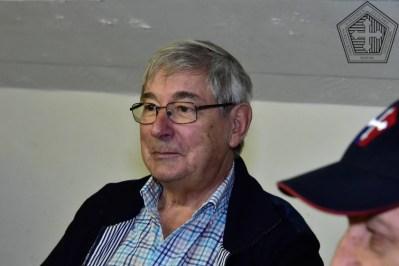 Col Salamin, président Pro Forteresse