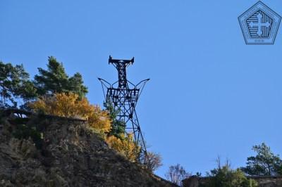 Téléphérique Fort du Randouillet