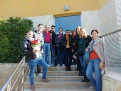 Visita de alumnos/as de Academia García Ibáñez