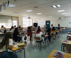 Participación de ASMISAF en la semana formativa del IES VELES E VENTS