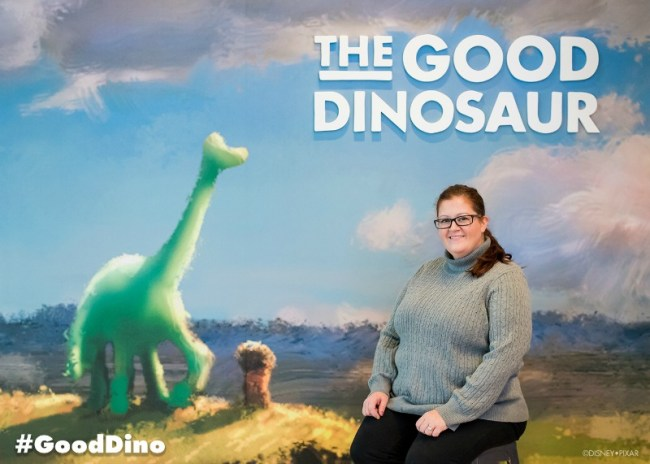 The Good Dino Photos