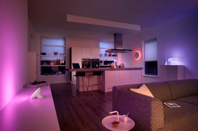 Philips Hue Home Lighting
