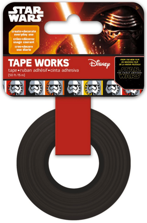 Star Wars tape