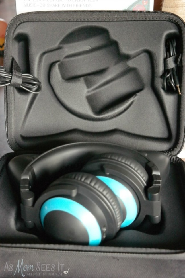 Cat Ear Headphones from Brookstone review