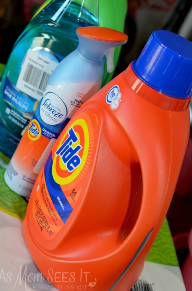Stock Up And Save On Household Necessities