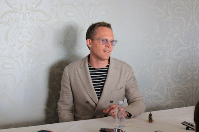 Paul Bettany exclusive interview