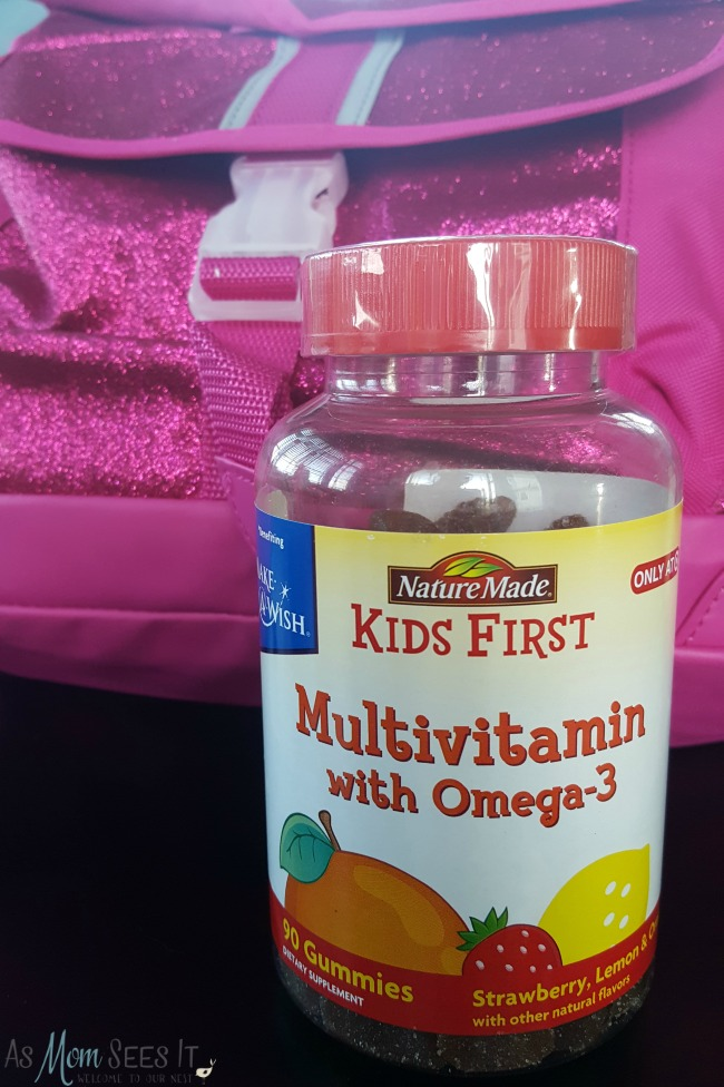 Nature Made® KIDS FIRST® Multivitamin Gummies are perfect for picky eaters