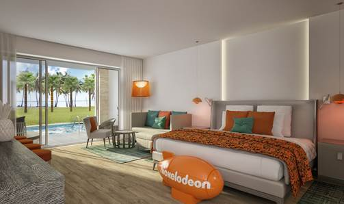 Nickelodeon Hotels & Resorts Punta Cana Suite
