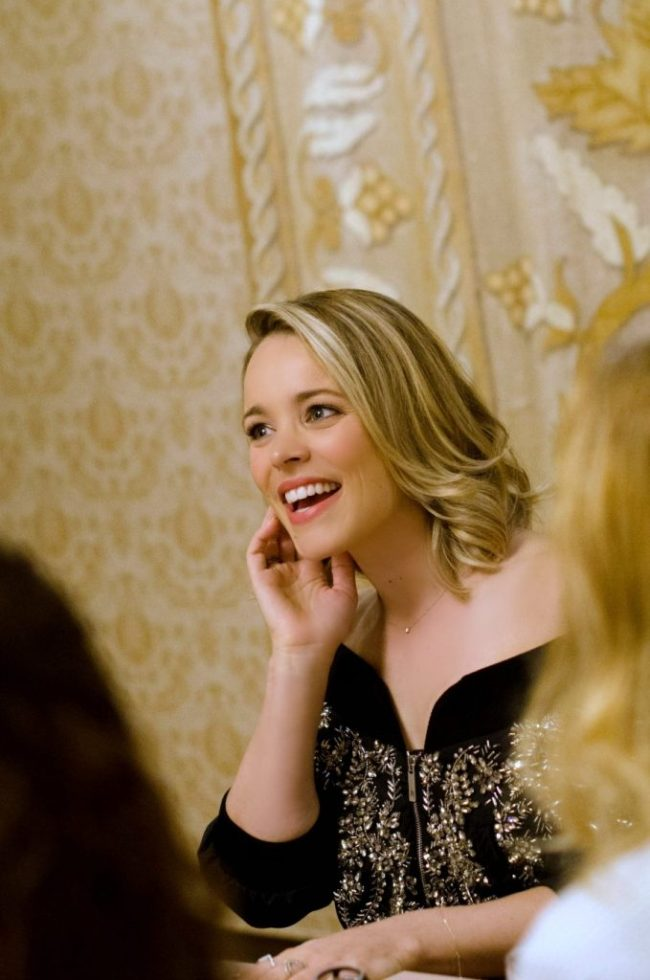 Find out the one superpower Rachel McAdams wishes she had and why