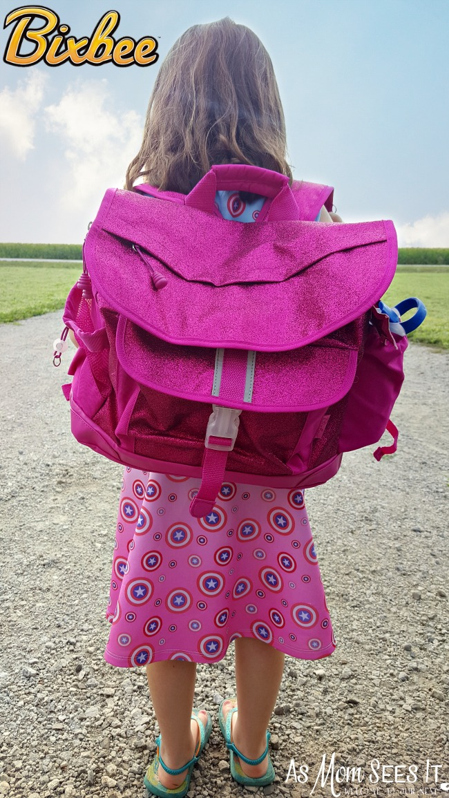 Bixbee backpack for the holidays