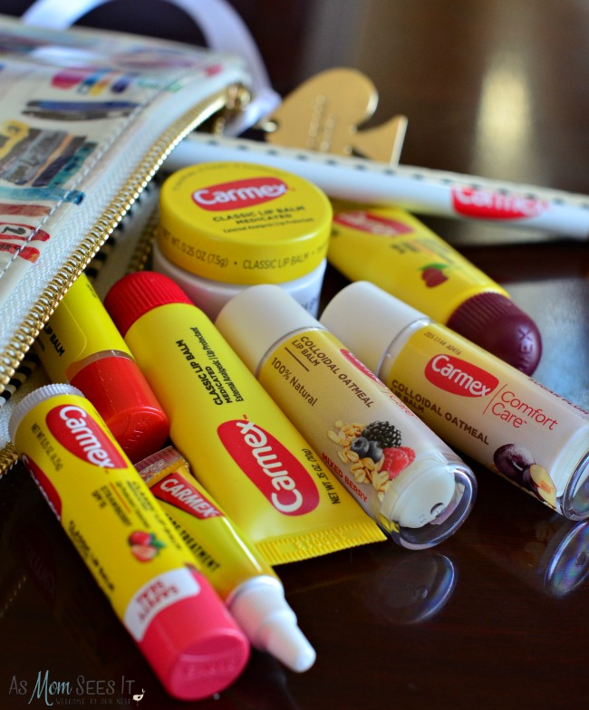 Carmex has a new look, but same great product