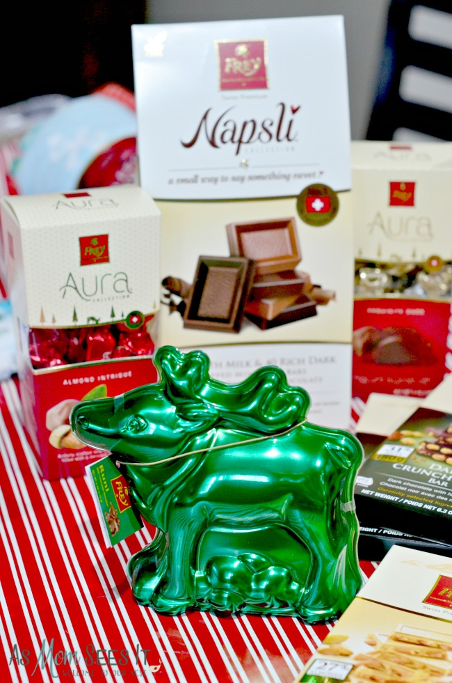 Chocolat Frey Collection is the most delicious chocolate for the holidays