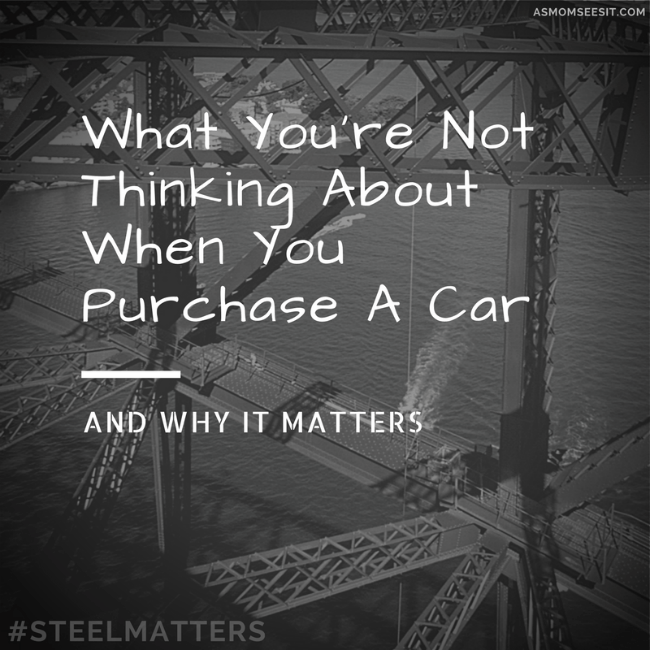 Why steel matters for automobiles
