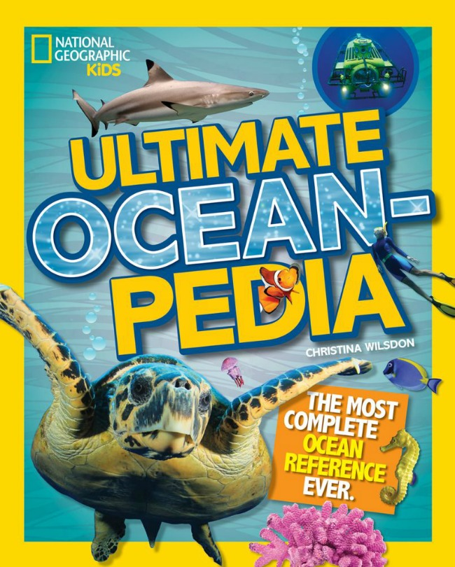 National Geographic Ultimate Ocean Pedia
