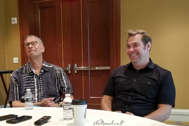 Interview with Cars 3 Brian Fee and Kevin Rehar on the history that inspired the film