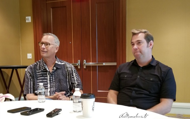 We interview Brian Fee and Kevin Rehar from Cars 3