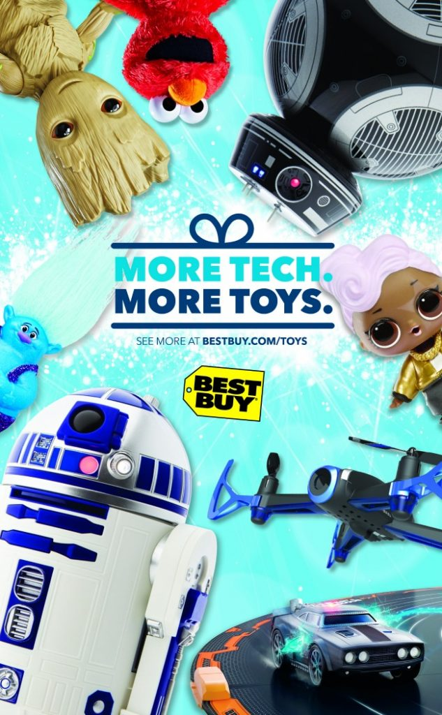 Best Buy has the best tech and the best toys for the holiday season
