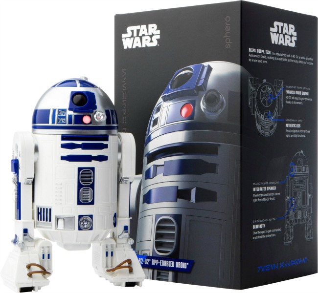 Star Wars Sphero is one of the hottest toys at Best Buy