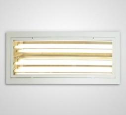 Luminária para Salas Limpas Asmontec