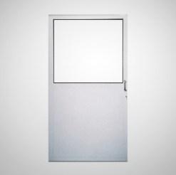 Porta para Salas Limpas Asmontec