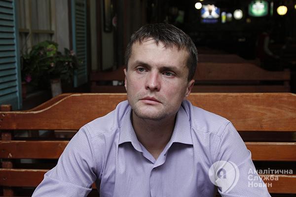 Игорь Луценко, интервью Аналитической службе новостей (АСН Украина)