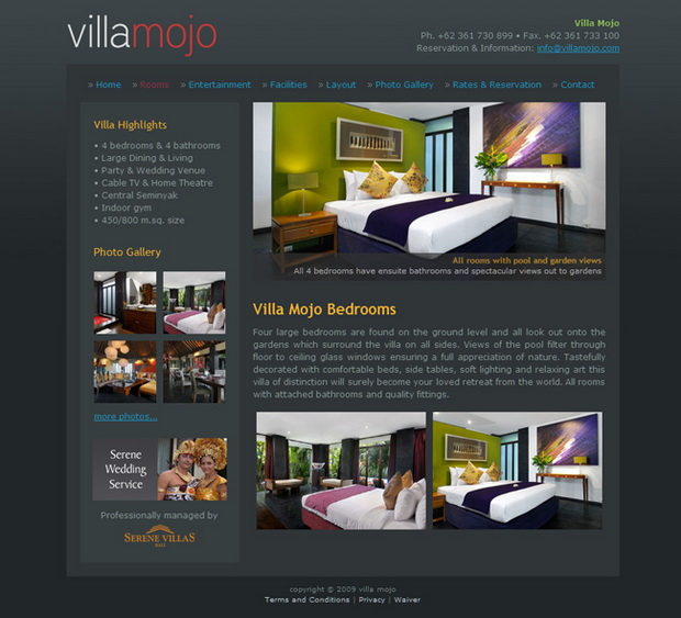 Villa Mojo (older version)