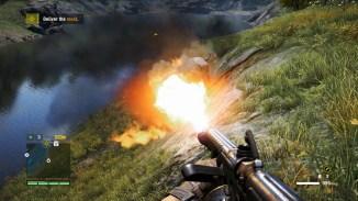 Far Cry 4 Rhino Grill