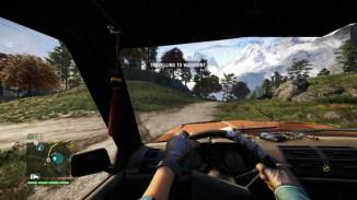 Far Cry 4 Car Drive
