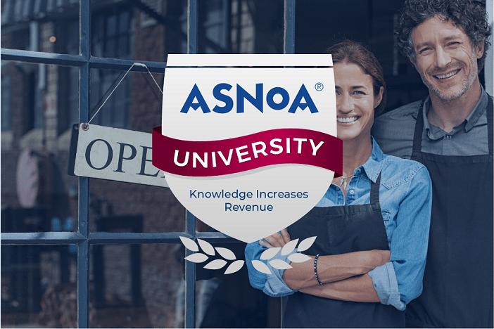ASNOA University Small Commercial Business Insurance Agent Training Course