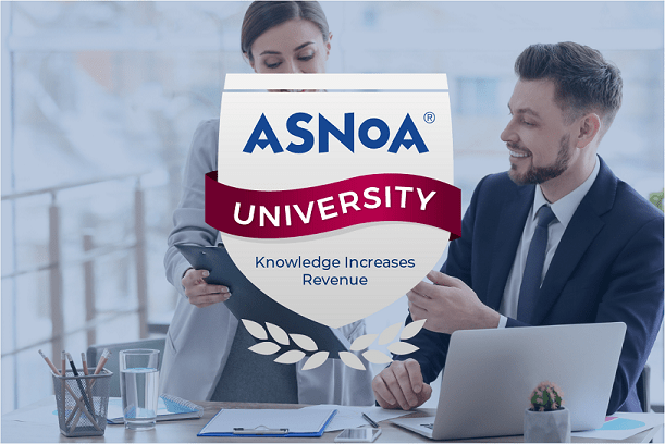 ASNOA University Customer Service Independent Insurance Agent Course