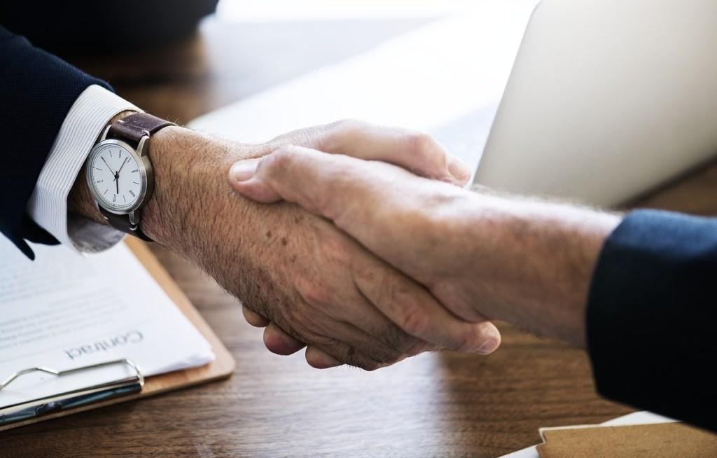 handshake partnership socialsurvey