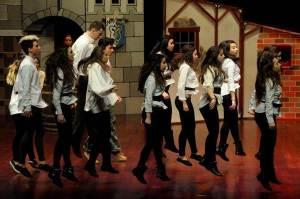espectaculo de baile moderno