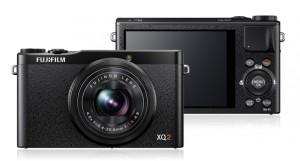 Fujifilm XQ2公式にて *XQ1は既にラインナップから外れている