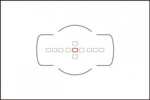 D750 F8対応測距点