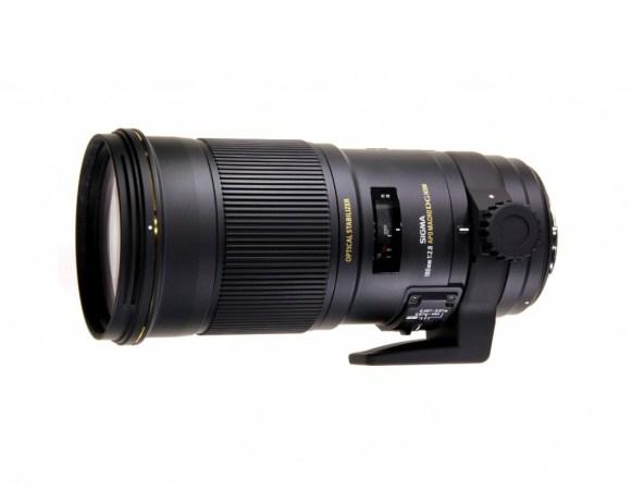 APO MACRO 180mm F2.8 EX DG OS HSM