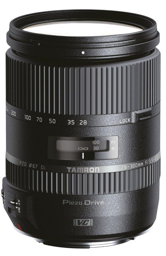 28-300mm F3.5-6.3 Di VC PZD