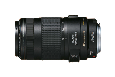 EF70-300mm F4-5.6 IS USM
