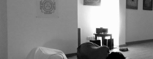 Actualización de nuestro ultimo taller de Yoga Restaurativo