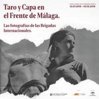 Taro y Capa en el frente de Málaga. Las fotografías de las Brigadas Internacionales