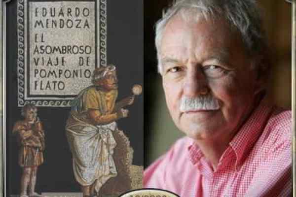 Taller de lectura: Eduardo Mendoza, viernes 16 de junio a las 19h